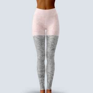Love You Yoga Leggings