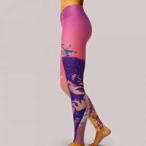 Mya' Journey Leggings by Sania Marie