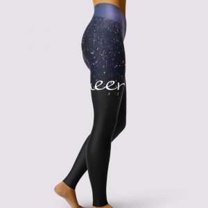 Queen Knight Leggings - Sania Marie Apparel