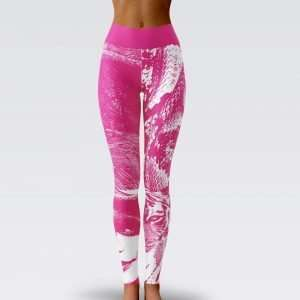 Me First Leggings by Sania Marie