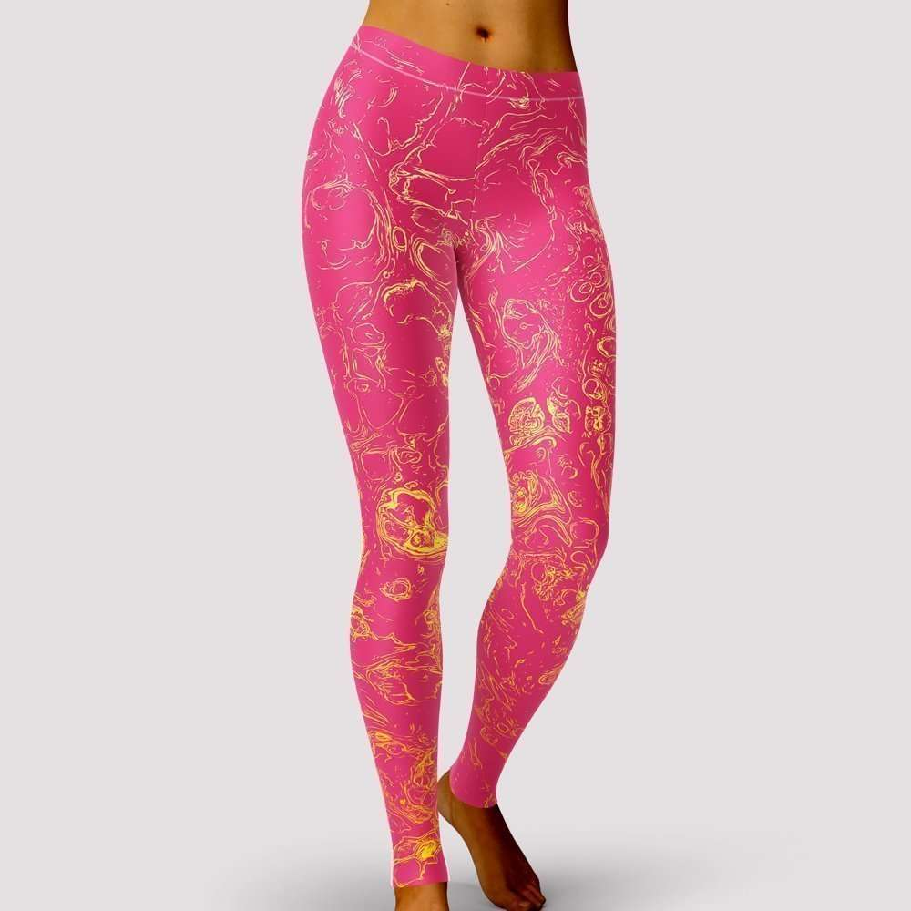 A Little Sugar Leggings by Sania Marie