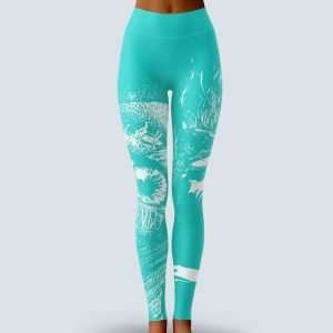 Amira's Secret Leggings by Sania Marie