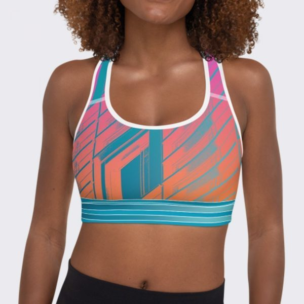Forever Loving Me Sports Bra by Sania Marie