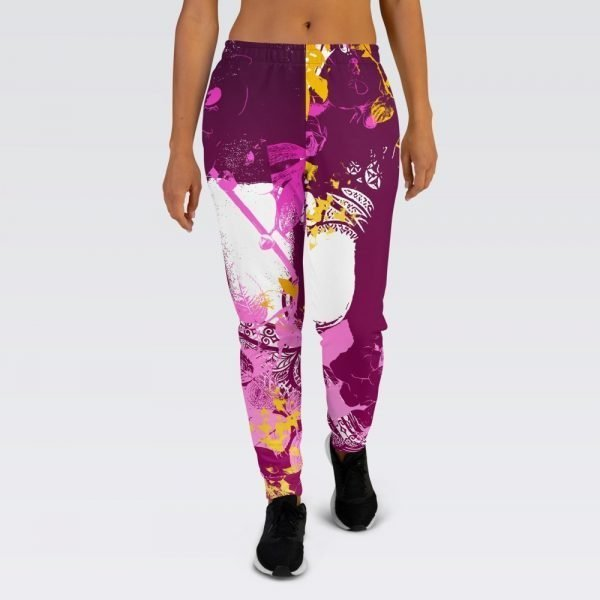 Deep in Love Joggers by Sania Marie