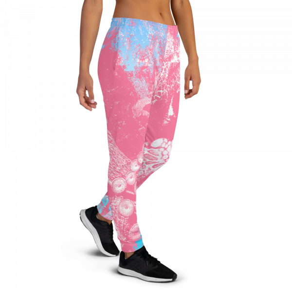 On Fire Joggers by Sania Marie