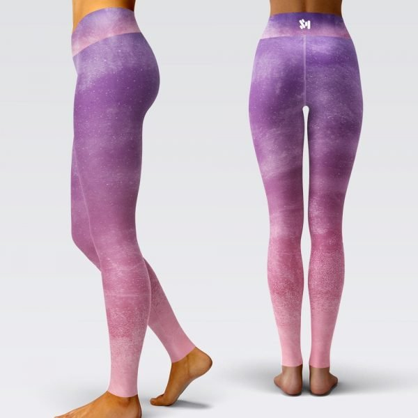 My First Love Leggings by Sania Marie