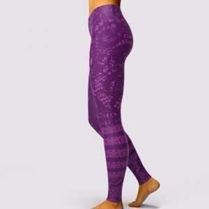 My Passion Leggings by Sania Marie