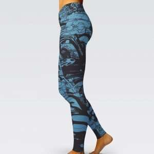So Sure About You Leggings by Sania Marie