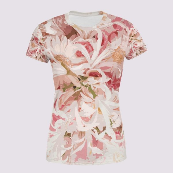 You Flow Tee by Sania Marie