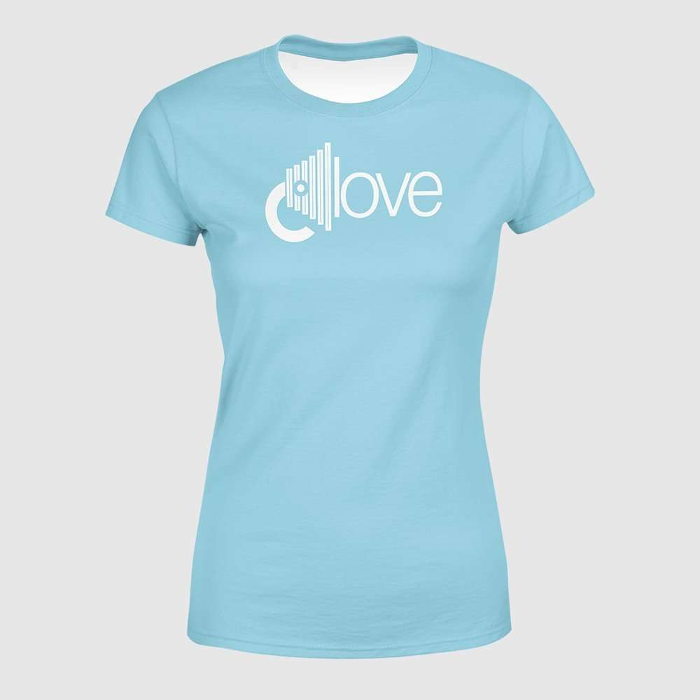 Big Love Tee by Sania Marie
