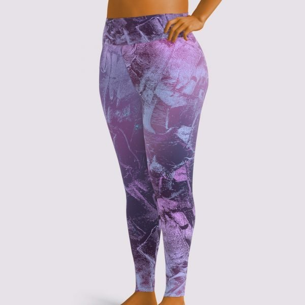 LaLa Reveals Plus Leggings by Sania Marie