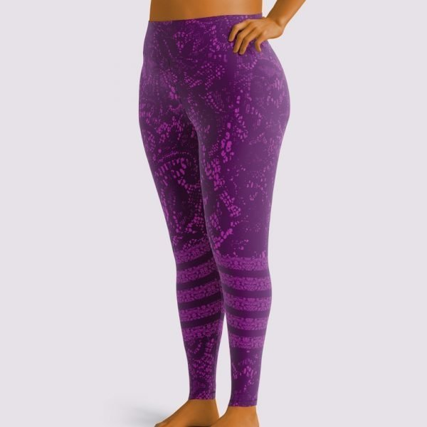 My Passion Plus Leggings by Sania Marie