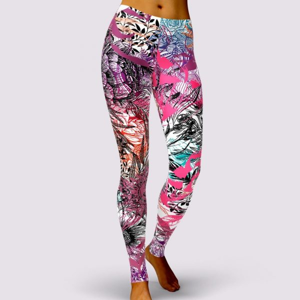 Always Endless Leggings by Sania Marie