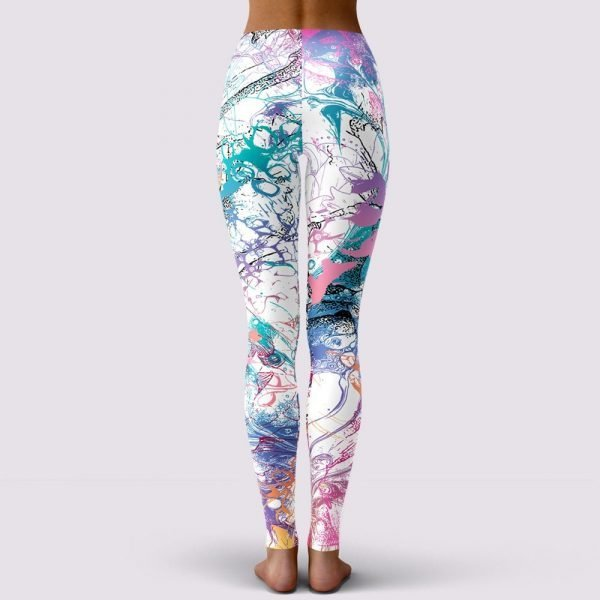 Isa Jadara Leggings