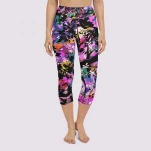 Sari Capri Leggings