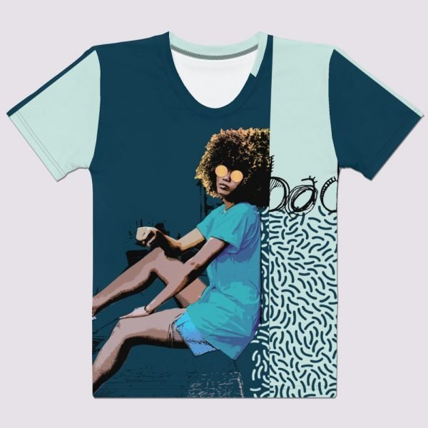 Bad-B Top by Sania Marie